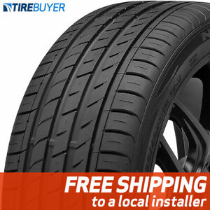 2 New 235 45zr17 Xl 97w Nexen N Fera Su1 235 45 17 Tires