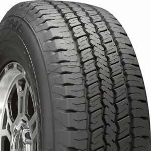 4 New General Grabber Hd 265 75r16 Load E 10 Ply Light Truck Tires