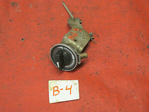 Mgb Late Style Console Air Direction Control Assembly Gc