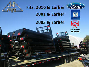 New J I Dually Truck Flat Bed 2016 And Earlier Ford Chevy Dodge Lb Pickup