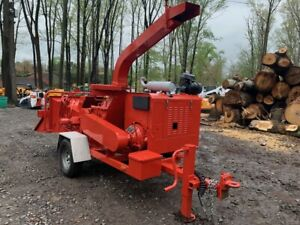 Morbark Twister 2070 With Only 1700 Original Hours 2548