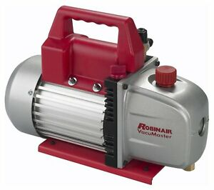 Robinair 15500 Hvac Vacuum Pumps Number Of Stages 2