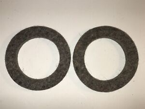 1930 33 Hudson 6 8 Cyl Rear Wheel Outer Axle Felt Oil Seal Grease Retainer 60491