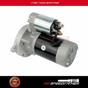 Starter For Fe Ford Big Block 352 360 361 390 406 410 427 428 Automatic Manual