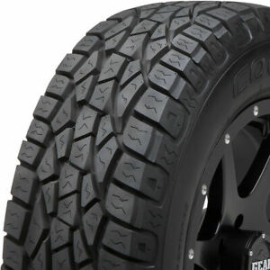 4 New Cooper Zeon Ltz 275 60r20 119s Xl A S All Season Tires