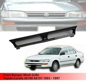 Front Bumper Grille Use For Toyota Corolla Ae100 Ae101 1993 1994 1995 1996 97 V2