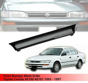 Front Bumper Grille Use For Toyota Corolla Ae100 Ae101 1993 1994 1995 1996 1997
