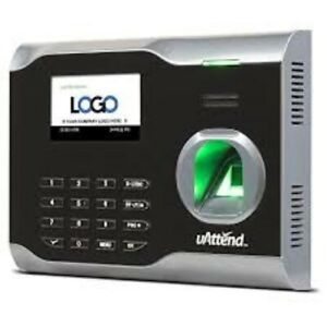 Uattend Bn6000 Biometric Fingerprint Time Clock