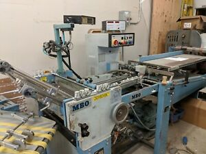 Mbo T 49 Continuous Feed Folder