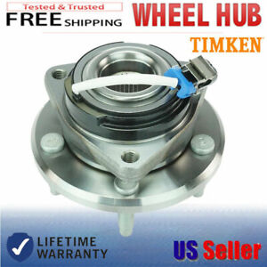 Front Wheel Hub Bearing Assembly 513121 Timken For Chevy Olds Pontiac W Abs