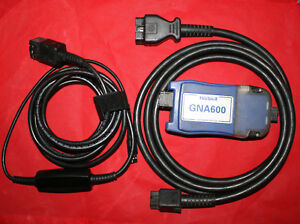 Honda Gna600 Hds Mvci Scan Tool Diagnostic Interface Adapter Teradyne Vci Him