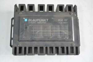 Vintage 80s Blaupunkt Quadro Amplifier Bqa 107 Similar To Bmw s Sound System