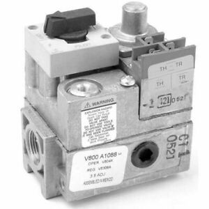 Honeywell Low Voltage Combination Gas Control Ng Or Lp Standard Opening 1