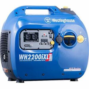 Generators Wh2200ixlt Super Quiet Portable Inverter 1800 Rated Watts And Peak