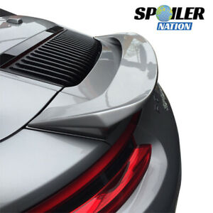 2017 2018 Porsche 991 Coupe Euro Style Rear Wing Spoiler Painted