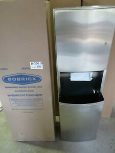 Bobrick B 39619 Paper Towel Dispenser With Waste Receptacle Surface mount