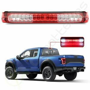Fit 1997 2003 Ford F150 F 150 Red Led 3rd Tail Brake Light 1998 1999 2000 2001