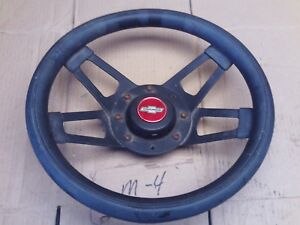 Corvette Camaro Chevelle 1968 1969 1970 1972 Gto Aftermarket Steering Wheel Rs
