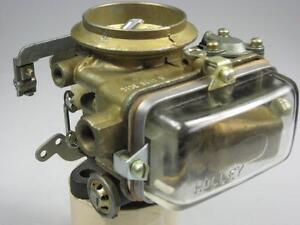 1958 1964 Ford Holley Carburetor 1bbl 1904 Fits 223c I A T M T 180 1616 G Y