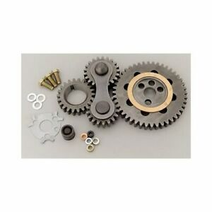 Proform 66917c Chevy Small Block Noisy Gear Drive Kit 350 Sbc Non roller Cam