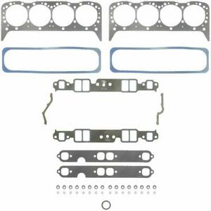 Fel Pro Gasket Head Stainless Composition Type Marine 4 00 Bore Chevy 350 Kit