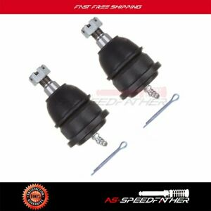 2x Suspension Front Lower Ball Joints Kit Fit For Chevrolet Nova