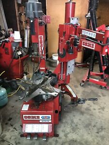 Coats Gts70 Tilt Back Tire Changer Machine Like New Make Offer