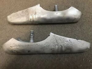 1941 Chevrolet Bumper Guards Pair 41 Chevy Oem