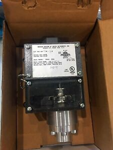 Mercoid 1000w Weather Proof Diaphragm Operated Pressure Switch 1007w a1 d