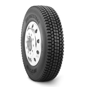 Bridgestone M729f 225 70r19 5 Load F 12 Ply Drive Commercial Tire
