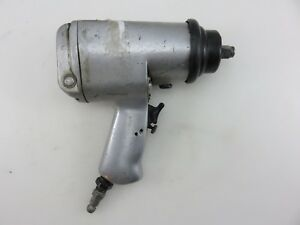 Craftsman Model 756 18830 1 2 Dr Air Impact Wrench Vintage Made In Usa