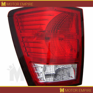 For 2007 2010 Jeep Grand Cherokee Left Driver Side Rear Lamp Tail Light