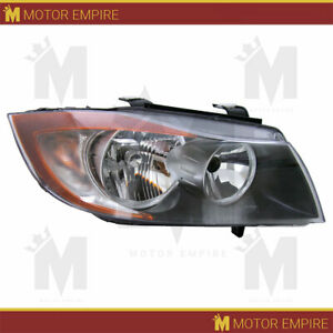 For 2006 2006 Bmw 330xi Right Passenger Side Head Lamp Headlight