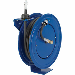 Coxreels H duty Med High pressure Hose Reel for Oil 1 2in X 25ft Hose P mp 425