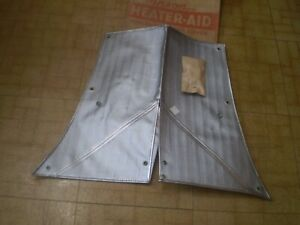 1938 Chevy Grill Radiator Winter Front In Box Nos