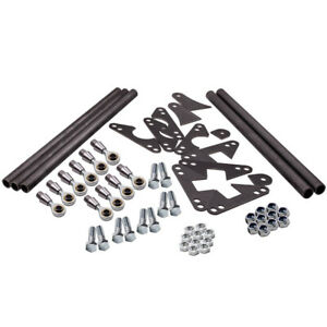 Weld On Parallel 4 Link Suspension Kit Hot Rod Rat Truck 5 Bars
