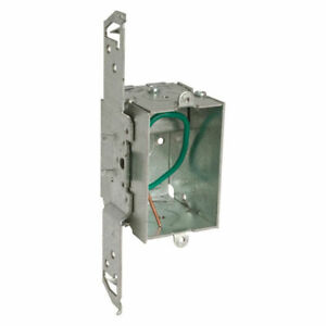 Raco 524s Stab it 3 X 2 In Metal Switch Electrical Box Case Of 42