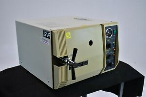 Great Used Tuttnauer 2340m Dental Lab Autoclave Steam Sterilizer For Instruments