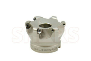 Shars 3 Round Indexable Face Mill Use Rpmt1204 Insert New Save 167 50