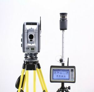 Trimble S8 Robotic Total Station W Yuma 2 Tablet Access Software
