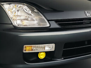 Jdm Honda Prelude 97 01 Bb6 Bb8 Yellow Fog Lights Spares Part Oem