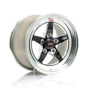 Weld Rts Forged Alum Blk Anodized Wheel 15x9 275 5x4 5 Bc Pr 71mb509a65a 2