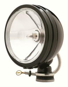 Two 2 Kc Hilites Daylighter 100w Round 6 Dia Clear Lens 1238