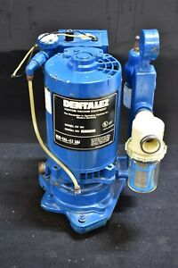 Great Used Dentalez Cv101 Dental Vacuum Pump System For Operatory Suction