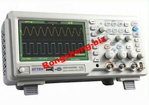 Brand New Atten Ads1042cml 40mhz Storage Oscilloscope 7 Lcd 50gsa s rs8