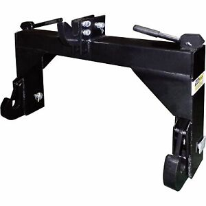Nortrac 3 pt Quick Hitch 30in w Category 1