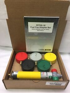 Fpt25 1601 Hickok Waekon Fuel Cap Adapter Set Fpt26 21 Pass Fail Brand New
