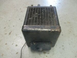 Original Heater For 1942 46 47 48 Ford Woodie Or Car fan Works