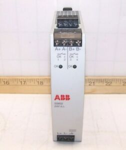 Abb Ss832 Dc Power Supply Voting Unit Module 24 60 Vdc 20 Amp 3bsc610068r1