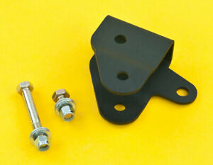 Front Track Bar Drop Bracket For 2 4 Lift Kit Jeep Cherokee Xj 84 01